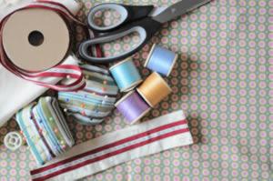 supplies to make a doorstop