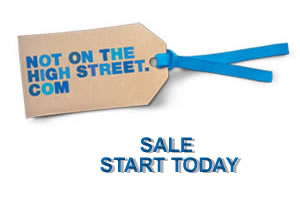 notonthehighstreet Sale