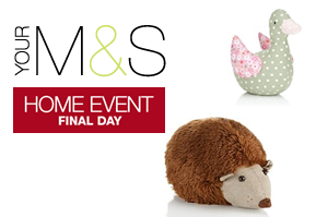 M&S Easter Home Event