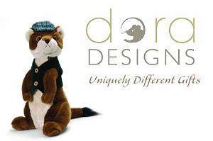 dora design doorstops