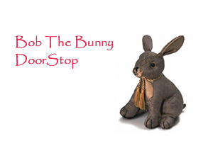 Rabbit door stops