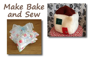 Make Bake and Sew